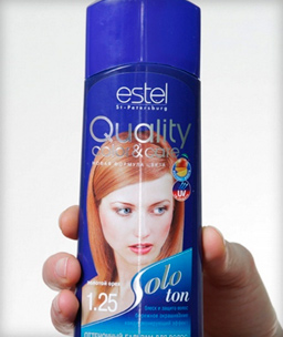Эстель Quality Color and Care Solo ton 1.25