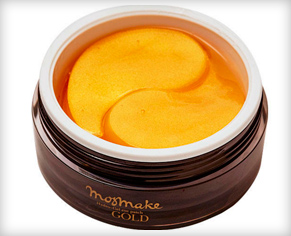 Hydro-Gel eye patch Gold Mosmake