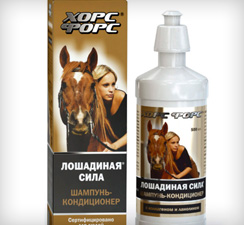 Horse Force Shampoo+Conditioner