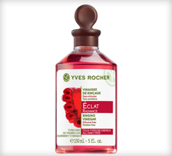 Yves Rocher Raspberry Rinsing Vinegar Intense Radiance