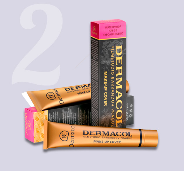 DERMACOL Makeup Cover Extreme Covering Foundation