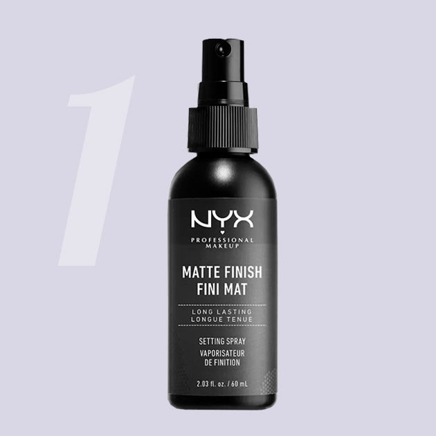 NYX Professional Makeup Setting Spray Long Lasting
