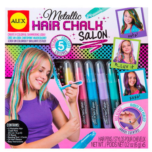 Spa Hair Chalk Pens