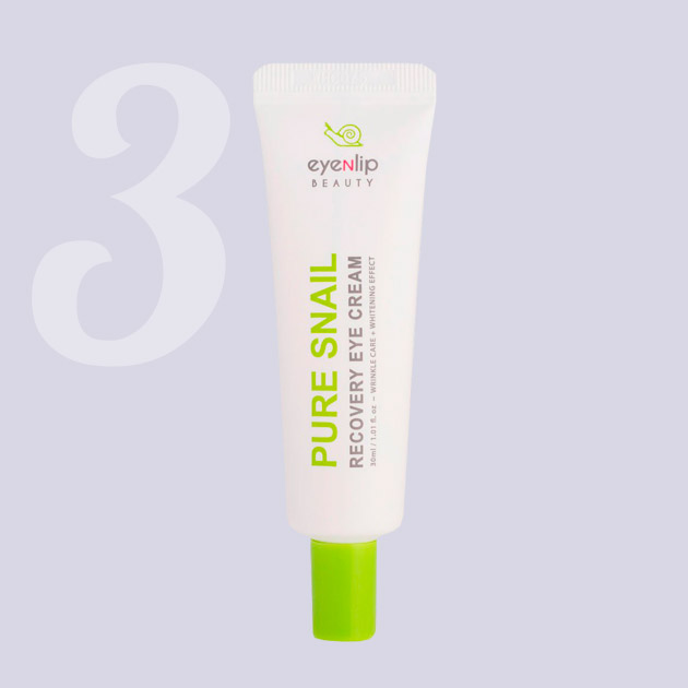 Eyenlip Pure Snail Recovery Eye Cream