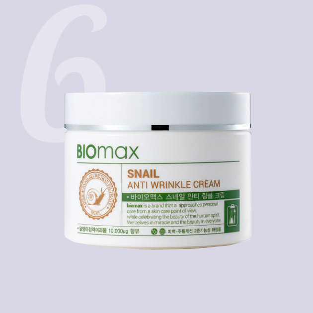 BIOmax Snail Anti-Wrinkle Cream
